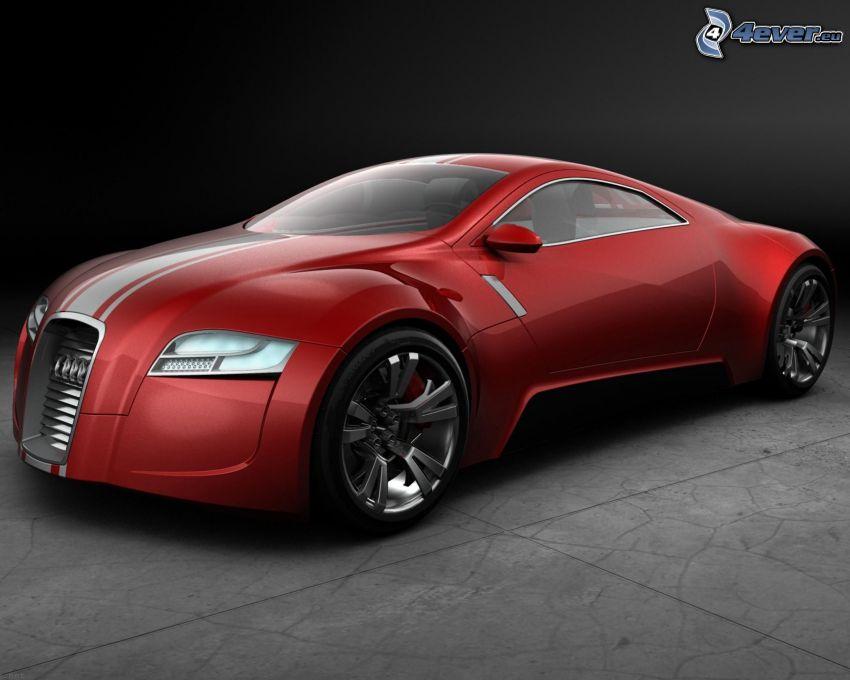 Audi R-Zero, concepto