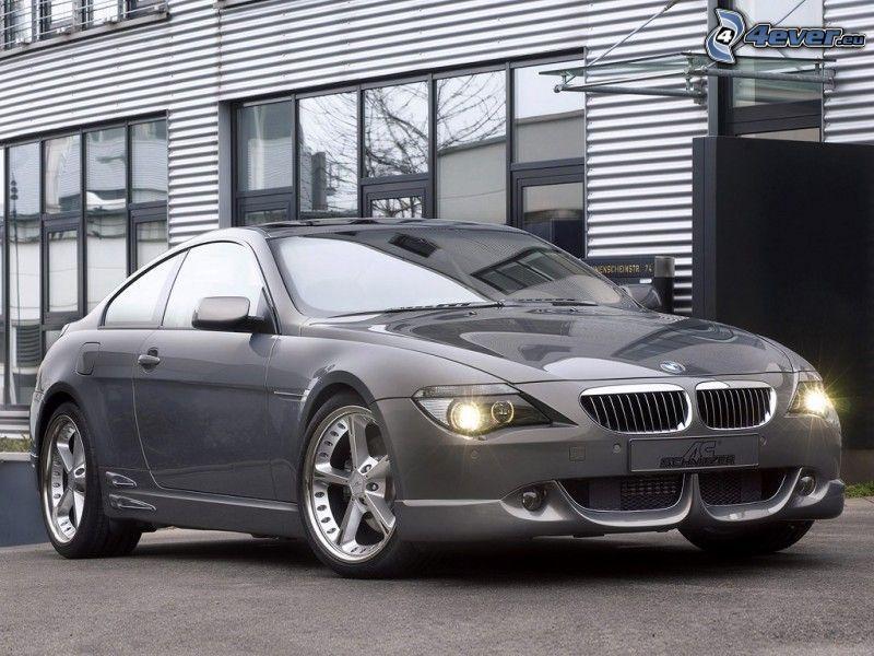 BMW, coche