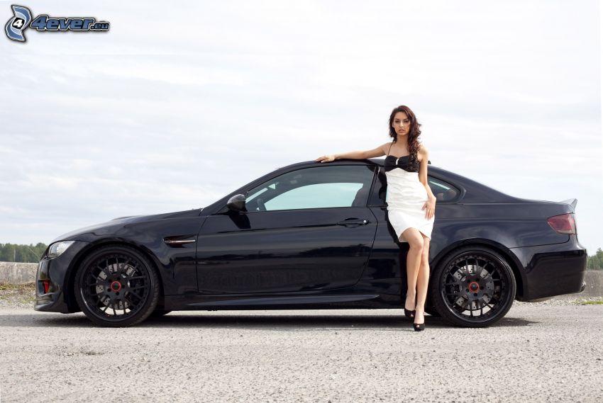 BMW M3, morena