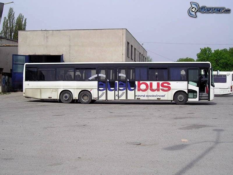 Eurobus, autobús