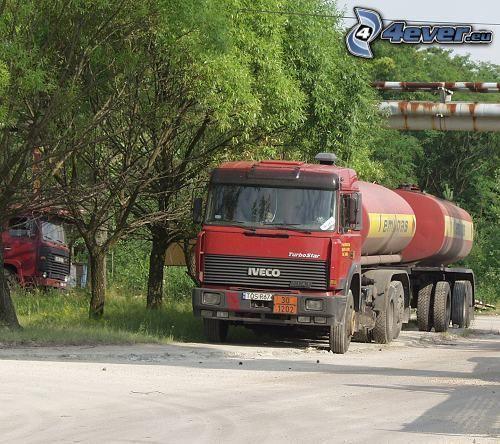 Iveco, camión