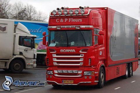 Scania, camión
