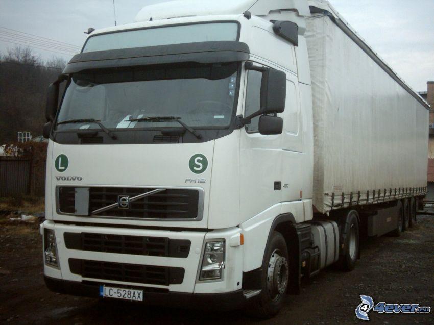 Volvo FH12 460, camión