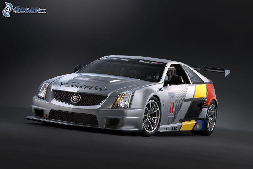 Cadillac CTS, coche de carreras