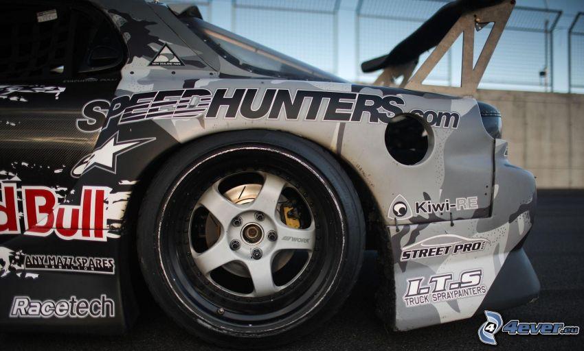 coche de carreras