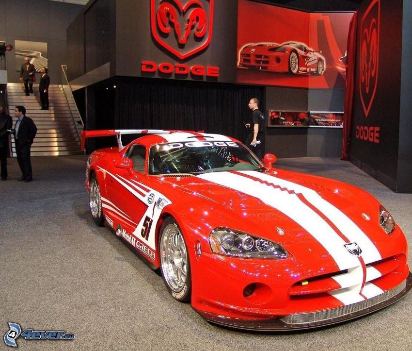 Dodge Viper, exposición