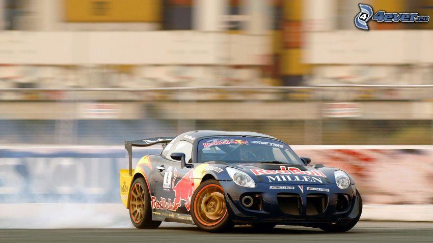 drift, coche de carreras