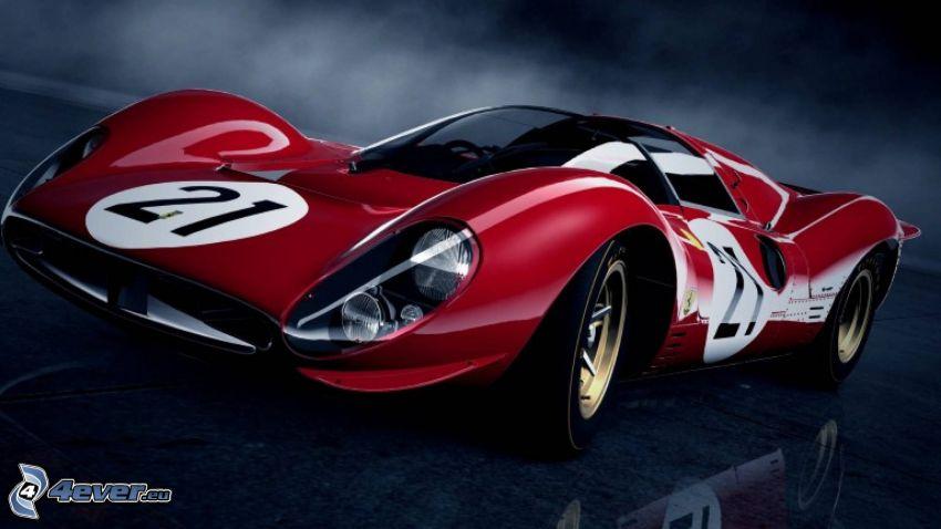 Ferrari 330, coche de carreras