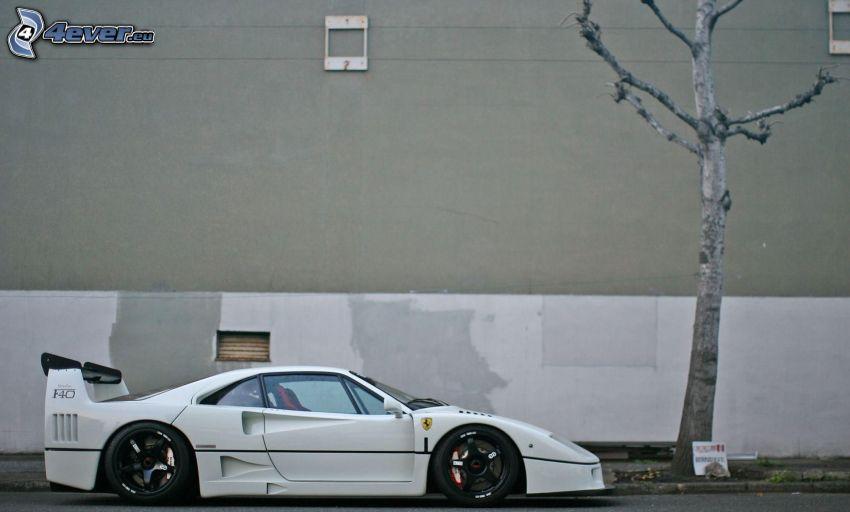 Ferrari F40, coche de carreras