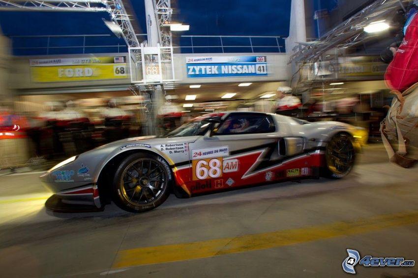 Ford GT, coche de carreras