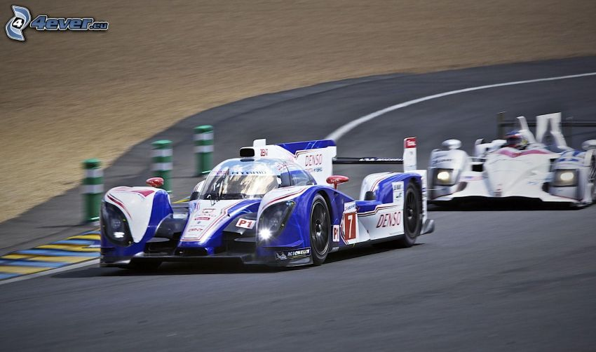 fórmula, carreras, acelerar