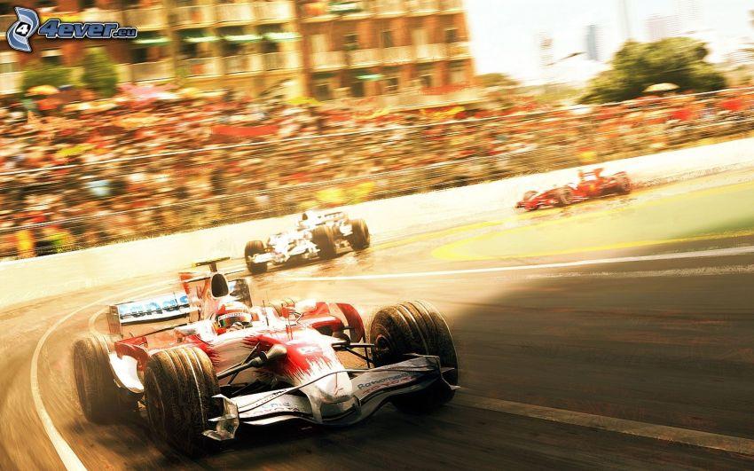 fórmula, carreras