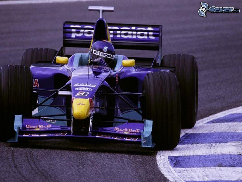 Fórmula 1, fórmula
