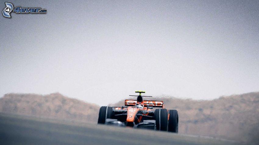Fórmula 1, monoposto
