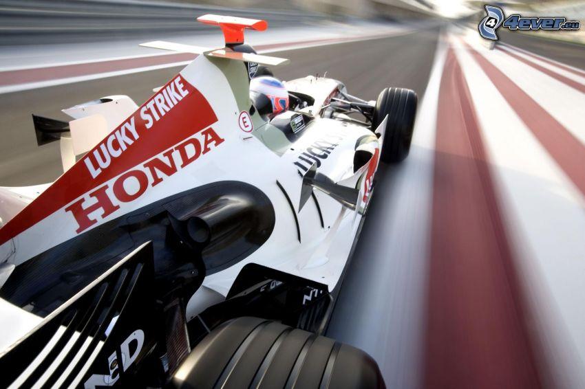 Honda F1, fórmula