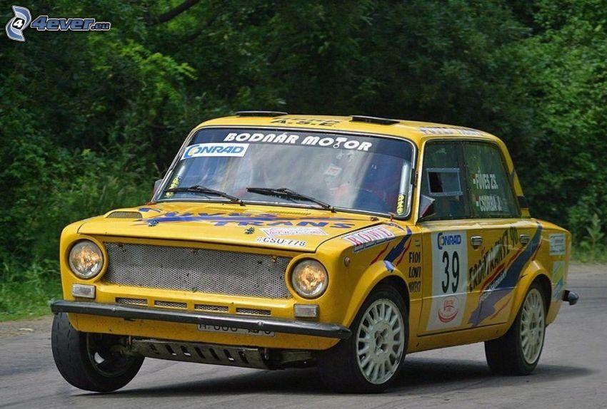 Lada, rally