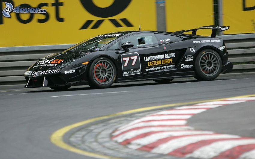 Lamborghini Gallardo, carreras en circuito
