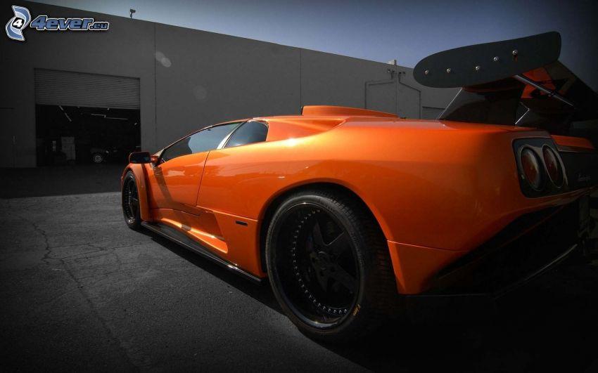 Lamborghini GTR