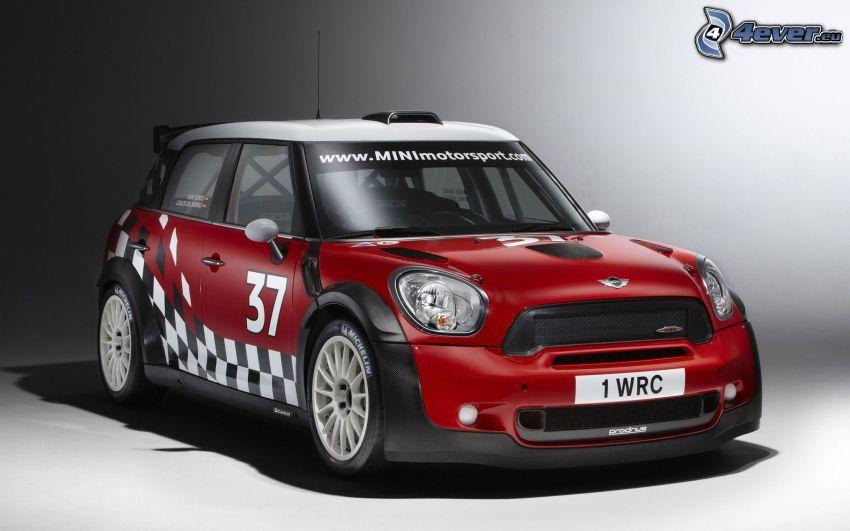 Mini Cooper, coche de carreras