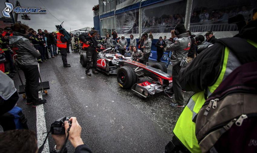 monoposto, Fórmula 1, team