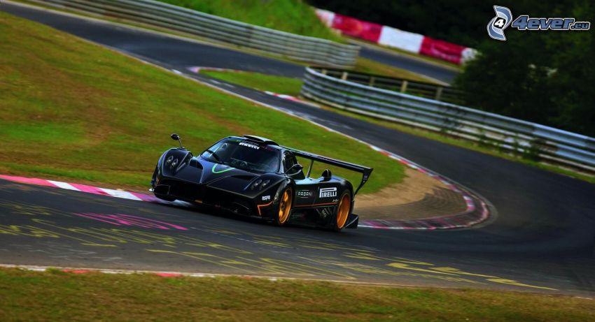 Pagani Zonda, coche de carreras