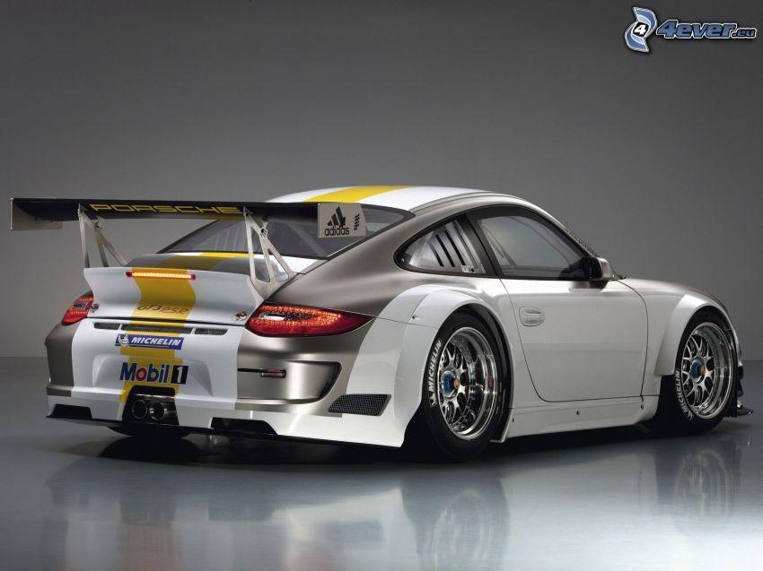 Porsche 911 GT3, coche de carreras