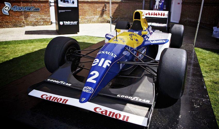 Renault, fórmula