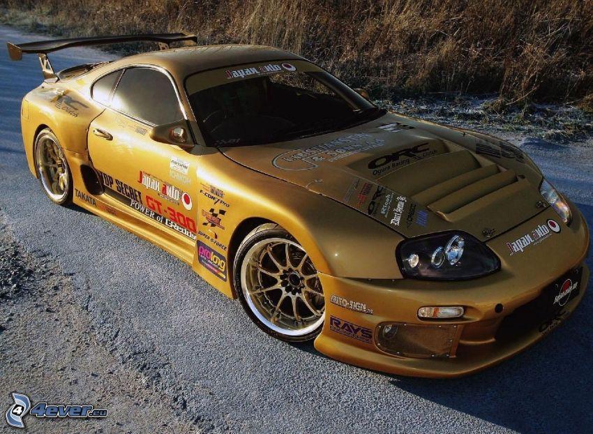 Toyota Supra, coche de carreras