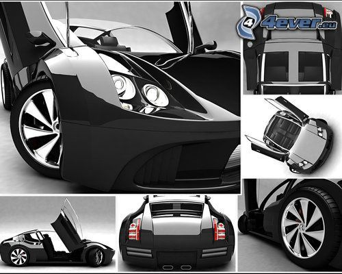 coche, coche deportivo