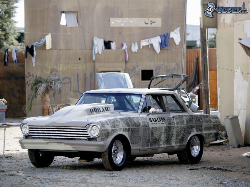 coche viejo