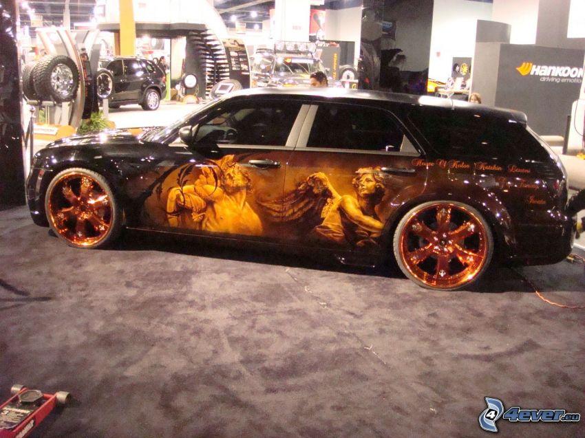 Dodge Magnum, coche, Motor Show