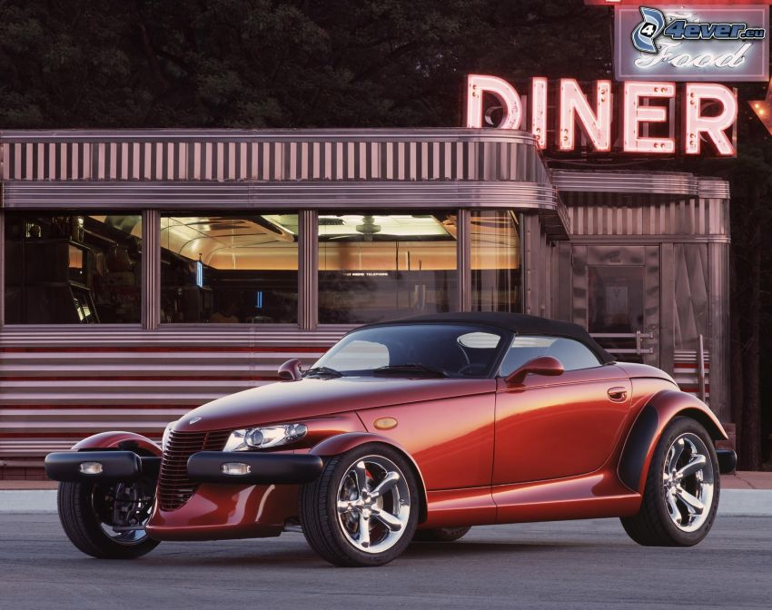 Dodge Prowler, Hot Rod