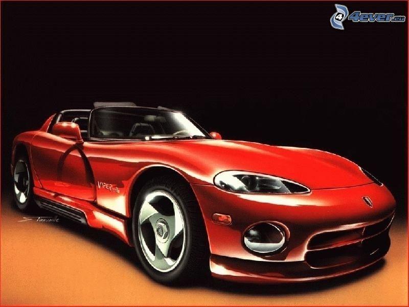 Dodge Viper, coche