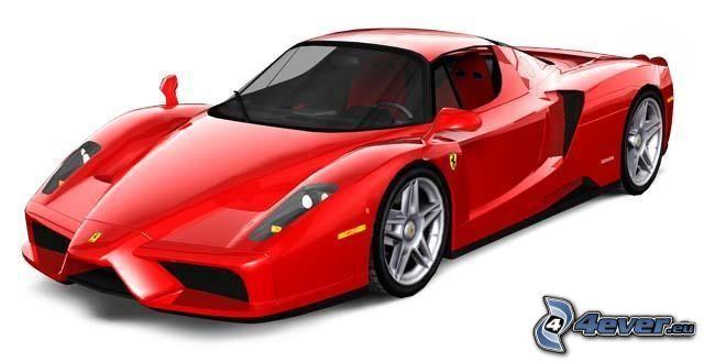 Ferrari Enzo, coche