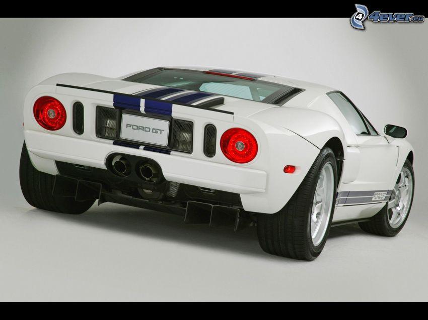 Ford GT40, blanco