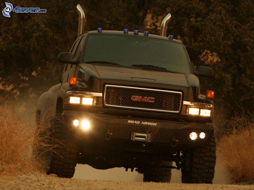 GMC, vehículo todoterreno
