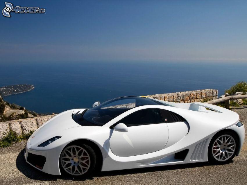 GTA Spano, vista al mar