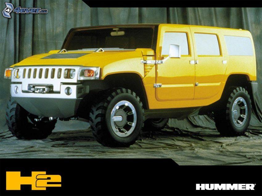 Hummer H2, SUV