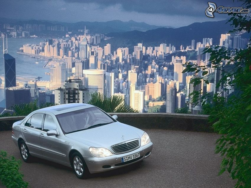 Mercedes, Hong Kong
