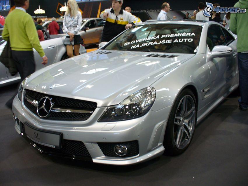 Mercedes-Benz SLK, coche