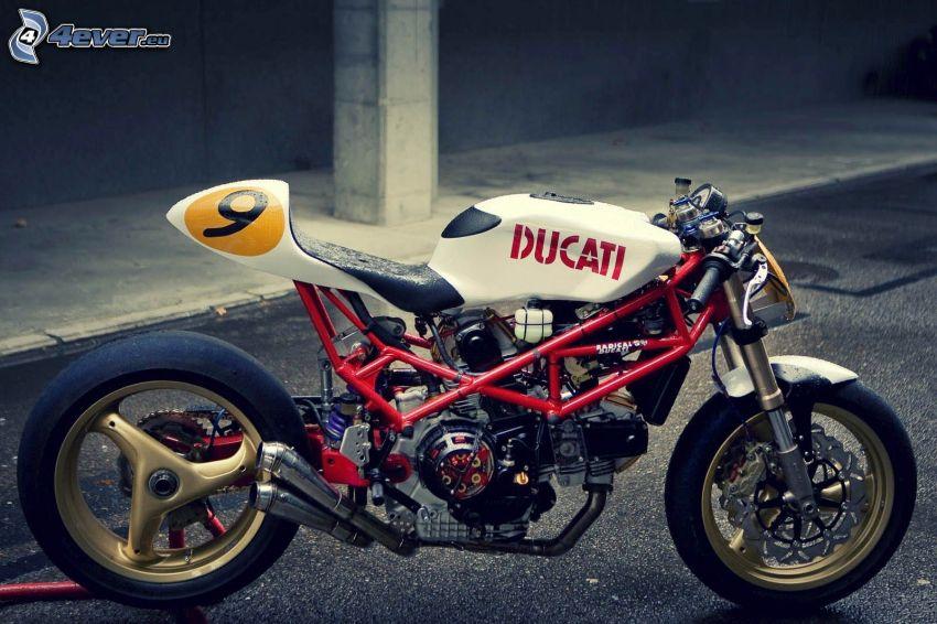 Ducati, motocicleta