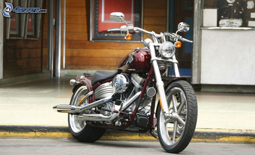 Harley-Davidson, edificio