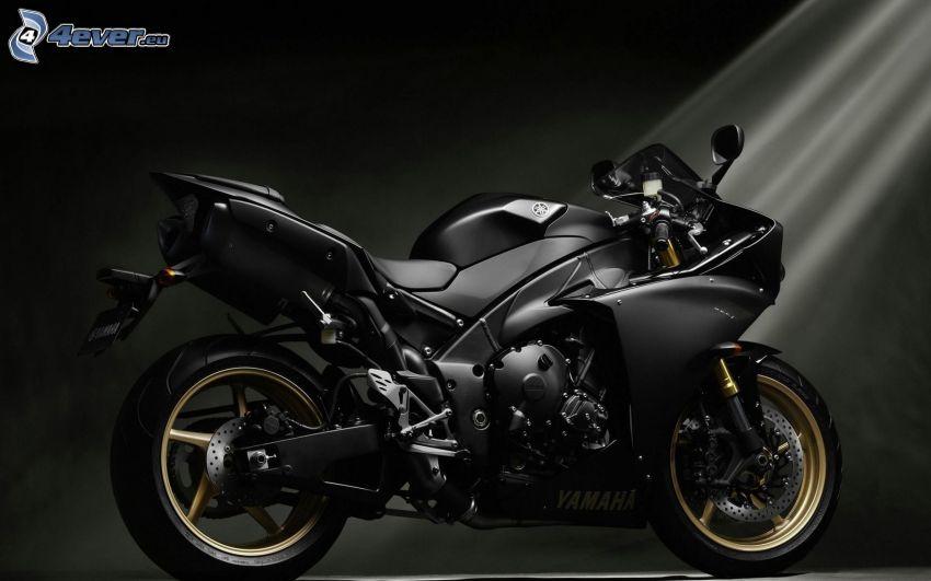 Yamaha YZF R1, luz