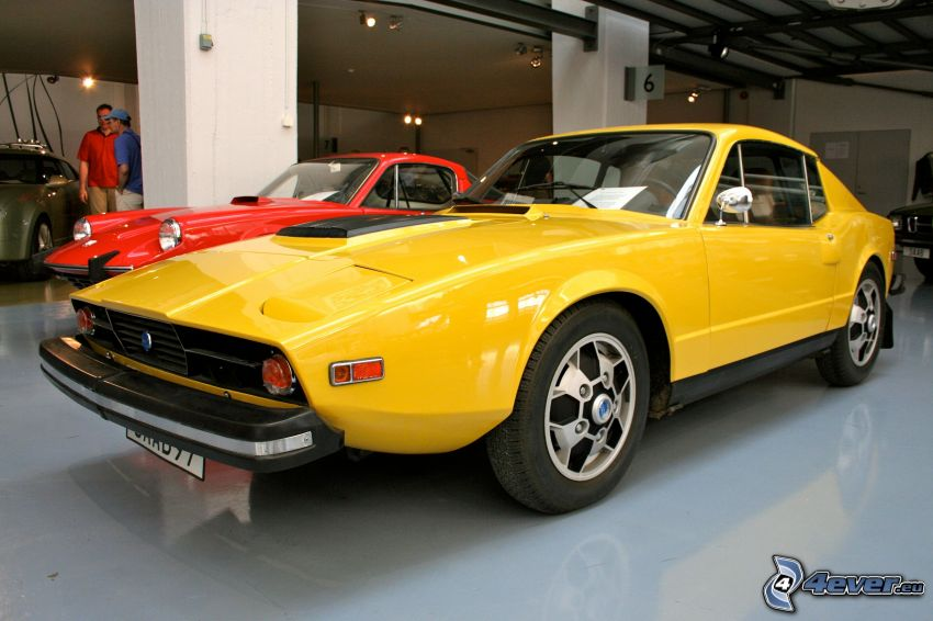 Saab, Motor Show, coche