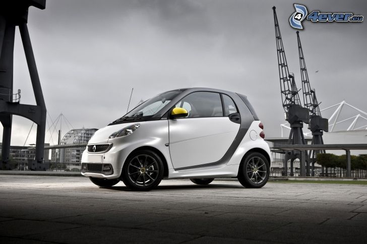 Smart Fortwo, puerto