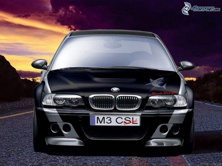BMW M3, coche, tuning