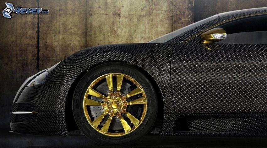Bugatti Mansory, tuning