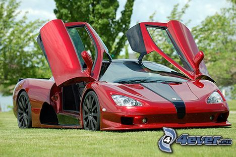 coche, coche supersport, SSC Ultimate Aero TT