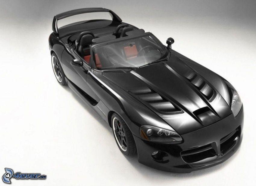 Dodge Viper, descapotable, tuning