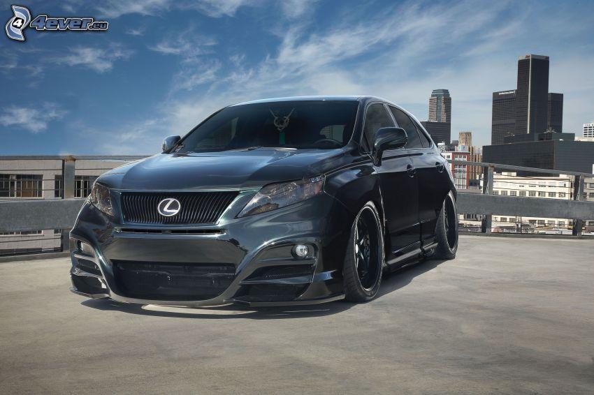 Lexus, tuning